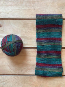Falling in Lovecraftian - Self-Striping Yarn