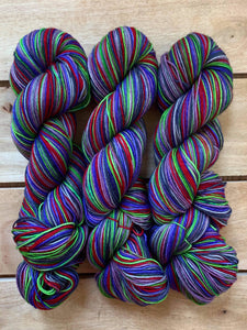 Ready to Ship - Bruno's Gang - Self-Striping Yarn