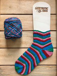 Frida - Self-Striping Yarn