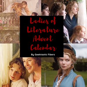 Ladies of Literature Advent Calendar