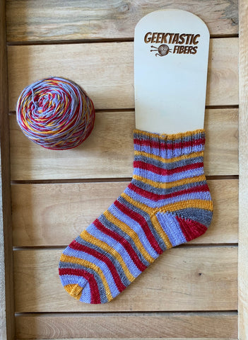 Uhura - Self Striping Yarn