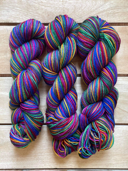 Ready to Ship - More Than a Rhyme - Self-Striping Yarn