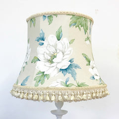 Floral Lampshade recovered