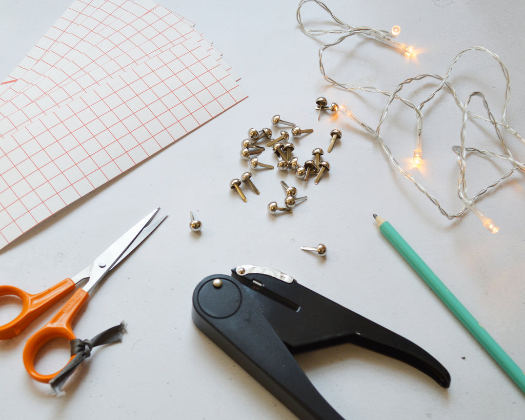 Fairy Light Making Kit with Paper