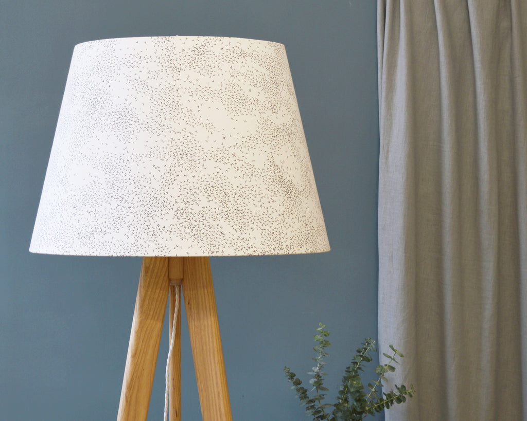 Brighton fabric lampshade