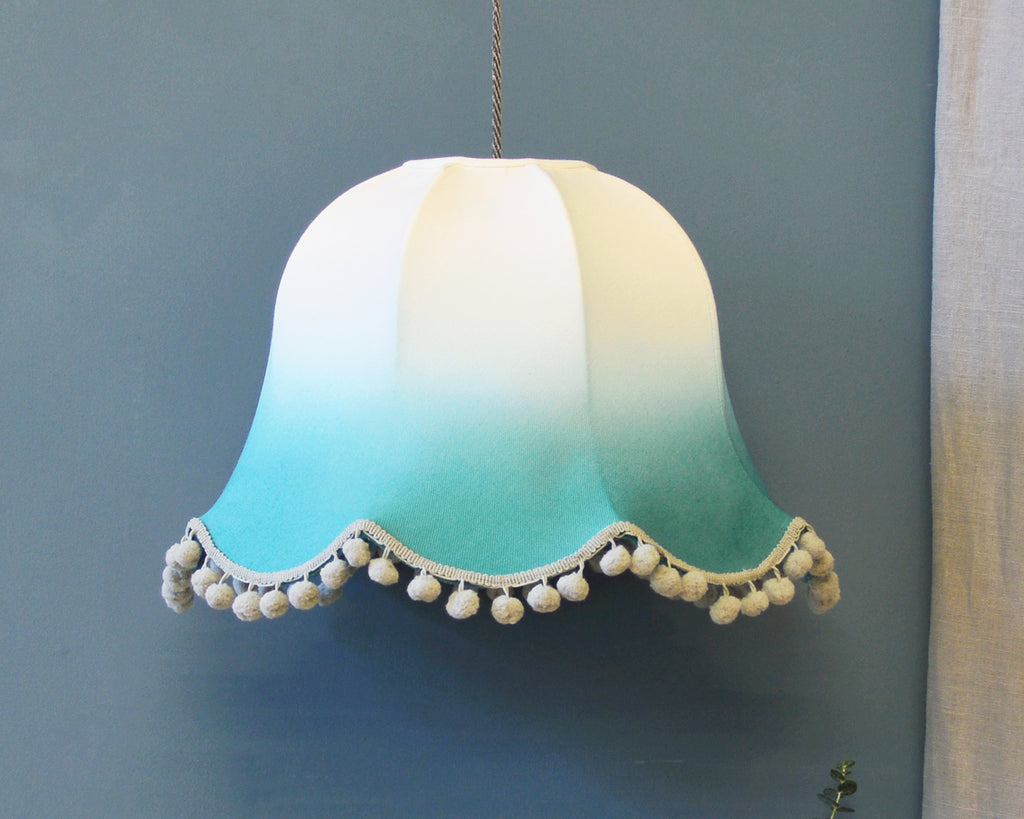 Vintage Style Lampshade Ceiling Pendant