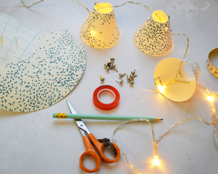 Festive Fairy Light Making Workshop - Home Grown at Hi Cacti, 4th Dec