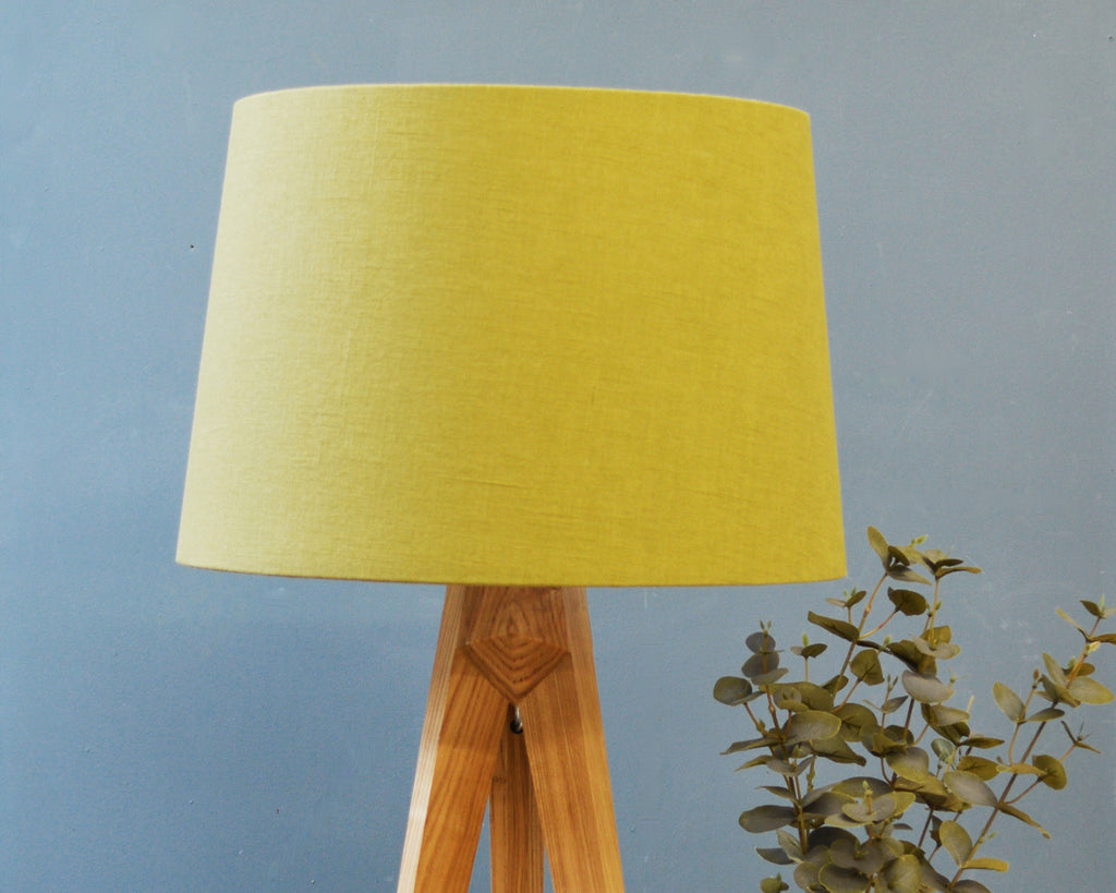 Green Large Floor Lamp
