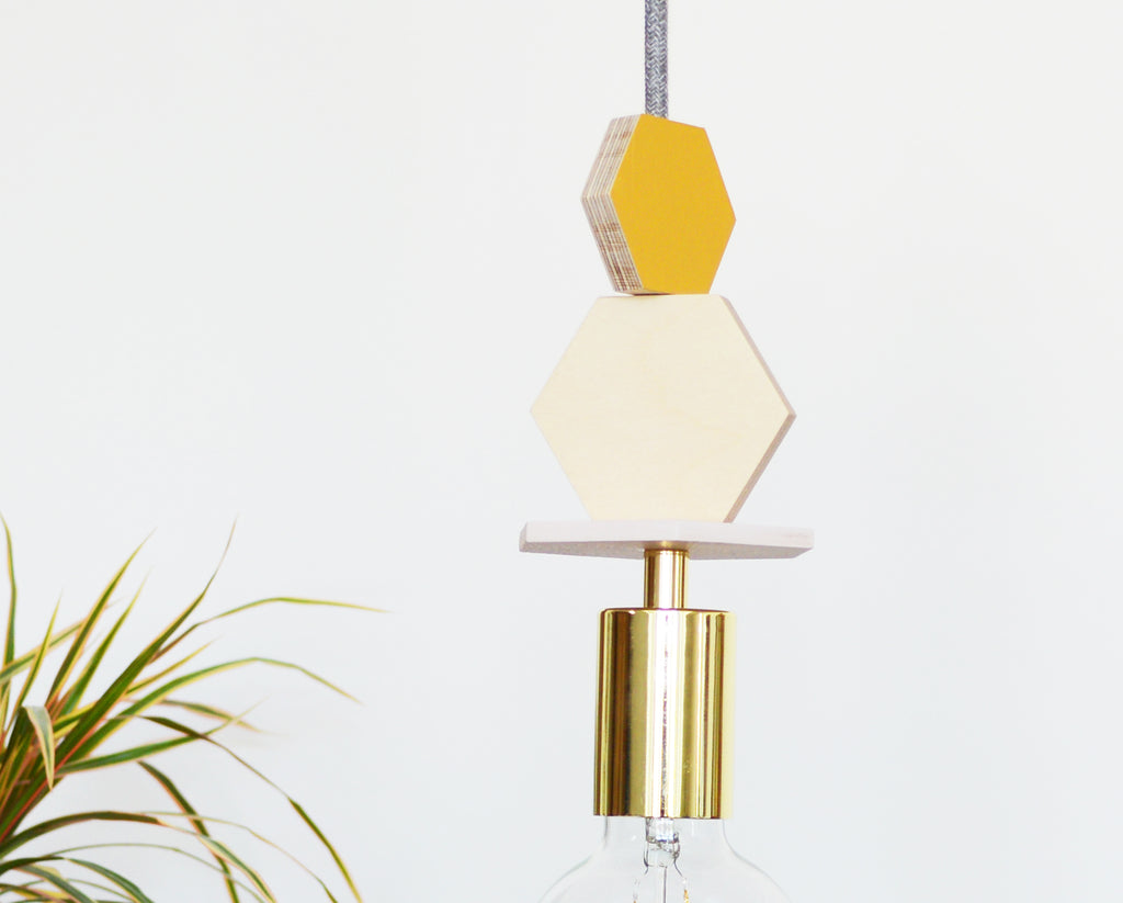 Contemporary Pendant Light