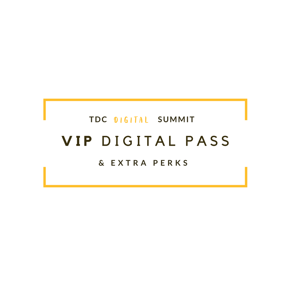 VIP Digital Pass