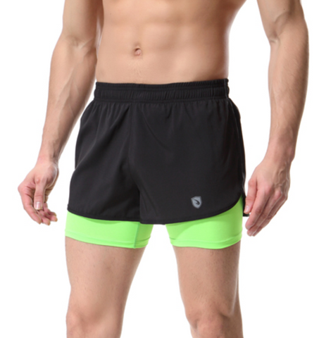 Men's High Quality Compression Skretch Shorts