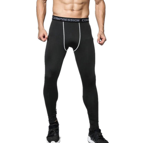 Men's Long Compression Tights
