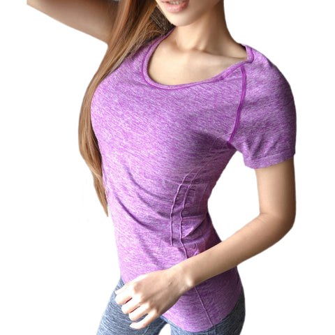 Women's Short Sleeve Crew Neck Shirt