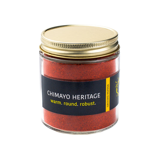 Chimayó Heritage | Warm. Round. Robust.