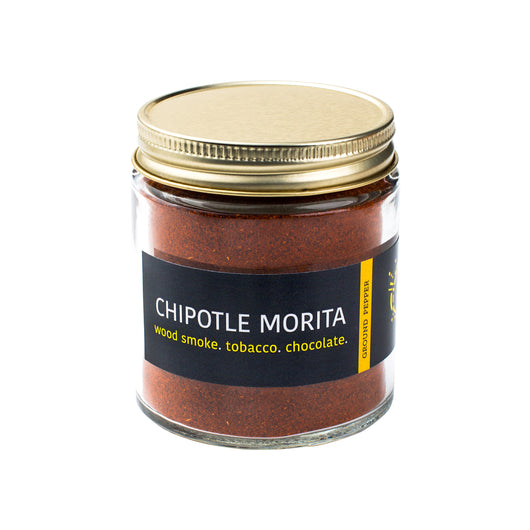 Chipotle Morita | Wood Smoke. Tobacco. Chocolate.