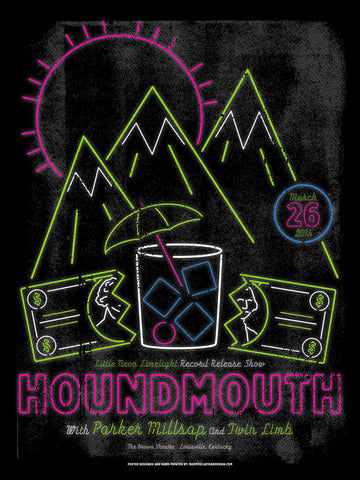 Houndmouth - Record Release Show