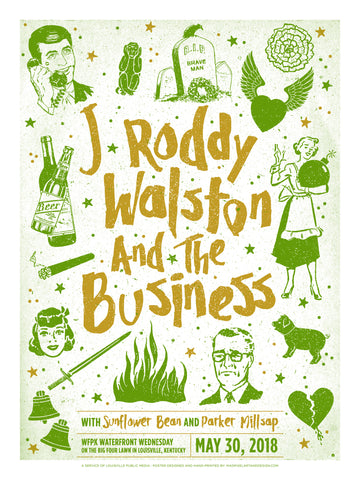 J Roddy Walston and the Business Waterfront Wednesday 2018