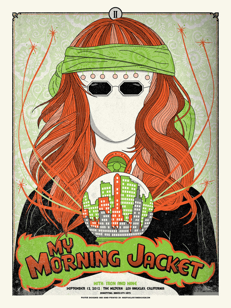 My Morning Jacket – LA – September, 12