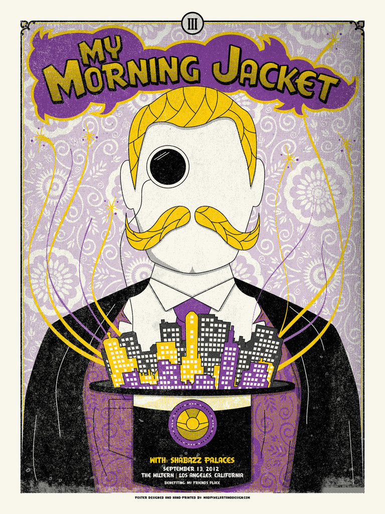 My Morning Jacket – LA – September, 13