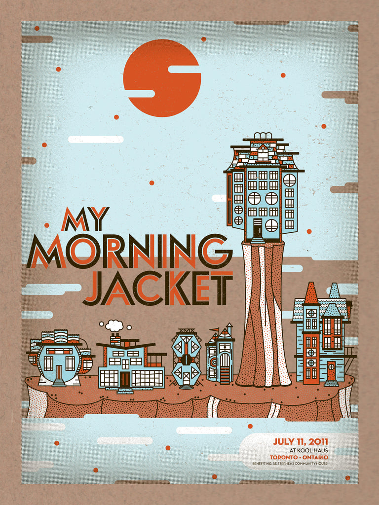 My Morning Jacket - Toronto
