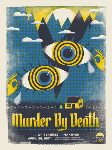 Murder By Death - Waterfront Wednesday