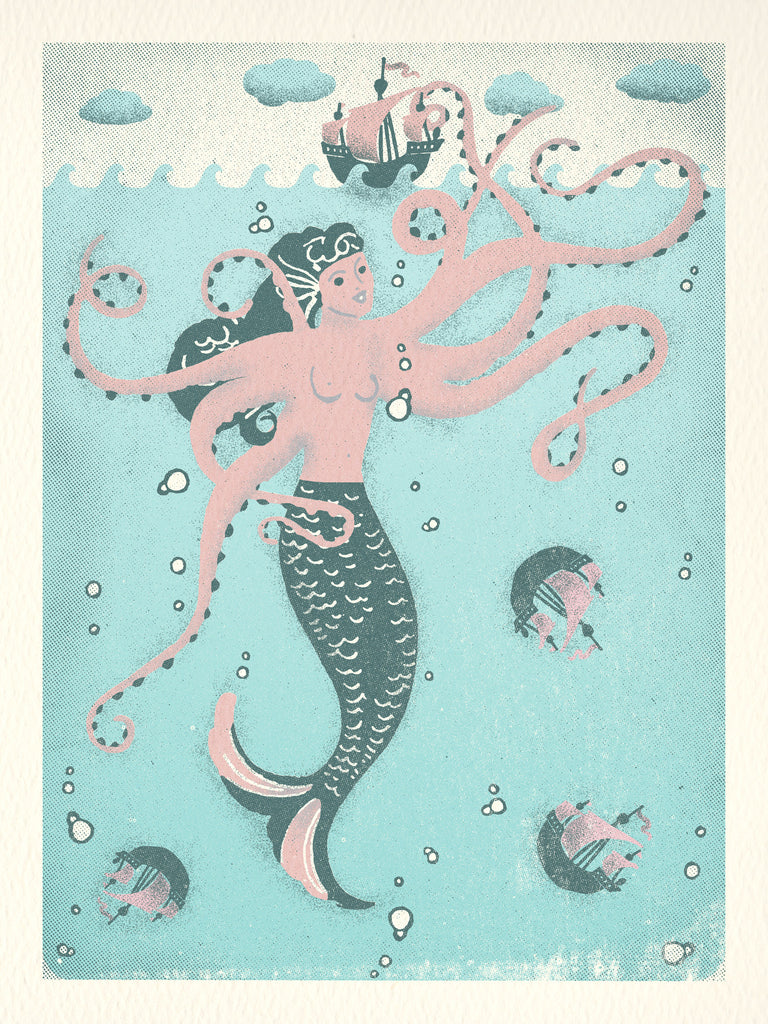 Octo-Mermaid