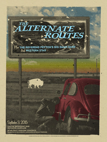 The Alternate Routes