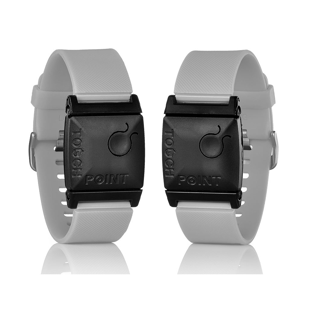 Light Gray TouchPoints™ Bands
