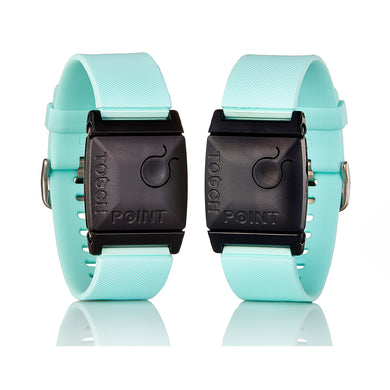 Teal TouchPoints™ Bands