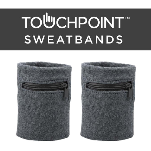 Zipper Sweatbands