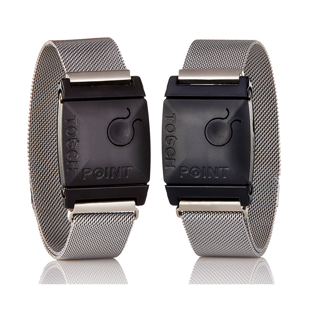 Stainless Steel Mesh TouchPoints™ Bands