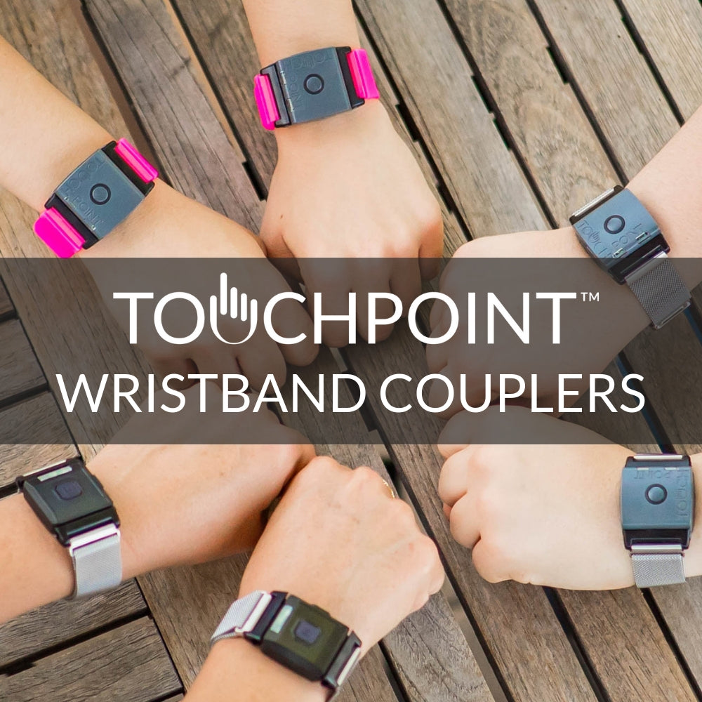 TouchPoint™ Wristband Couplers