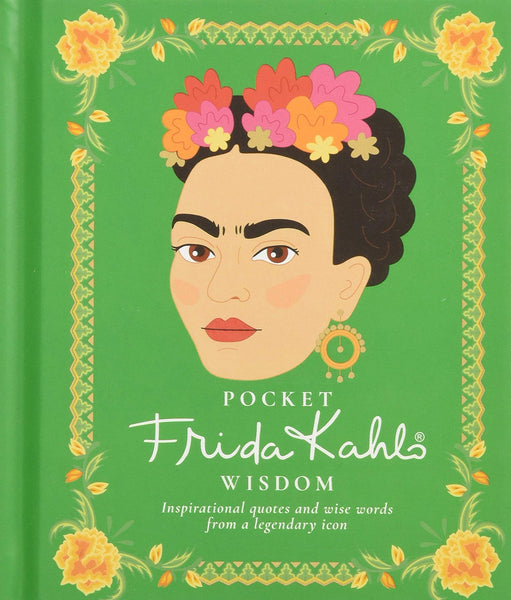 ספר: POCKET FRIDA KHALO WISDOM