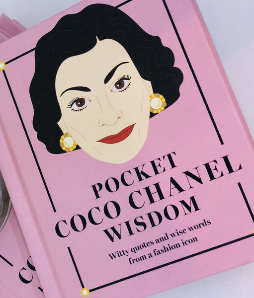 ספר: POCKET COCO CHANEL WISDOM