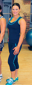 Pump It Fitness Capri **New Fit