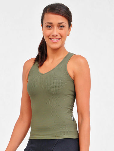 Performance Tank Top * Mesh