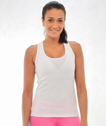 PERFORMANCE TANK TOP MESH