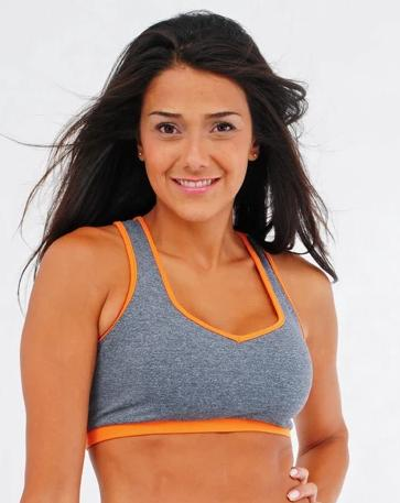 Pump It Sports Bra