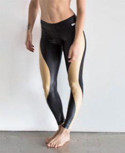 Shimmered Workout Leggings 2 Colors