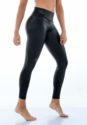 Glam Lustrous Workout Leggings