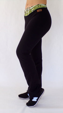 BAMBOO EXERCISE PANTS