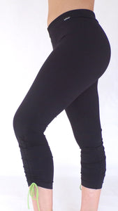 RUNNING SCRUNCH LEGGING