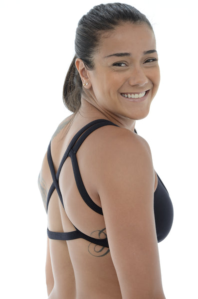 CRISS CROSS SPORT BRA