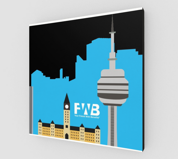 FWB With CN Tower - https://www.yourfriendwithbenefits.ca/