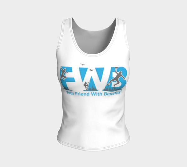 FWB Athletic Crop Top - https://www.yourfriendwithbenefits.ca/