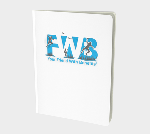 Athletic Notebook - www.yourfriendwithbenefits.ca