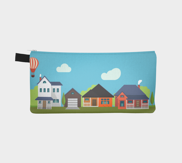 FWB In The City Pencil Case - www.yourfriendwithbenefits.ca