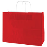 Gloss Coated Color Shopping Bag Jaguar - 16 x 6 x 13 x 6