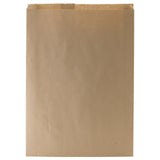 Natural Kraft Paper Merchandise Bag - 14.5 x 3 x 21