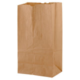 Natural Kraft SOS Bag #6 - 6 x 3.625 x 11